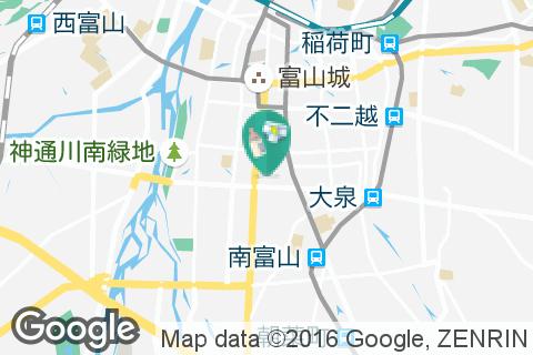 富山県立近代美術館の授乳室・オムツ替え台情報