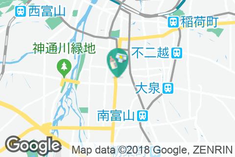 富山市科学博物館(1F)の授乳室・オムツ替え台情報