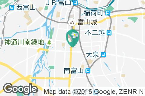 富山市科学博物館の授乳室・オムツ替え台情報