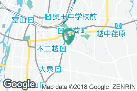 富山市東部児童館の授乳室・オムツ替え台情報