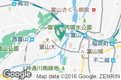 富山県水墨美術館の授乳室・オムツ替え台情報