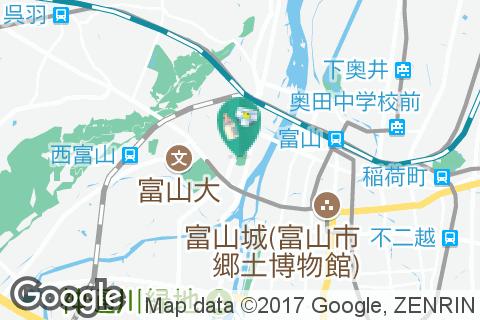 富山県水墨美術館(1F)の授乳室・オムツ替え台情報