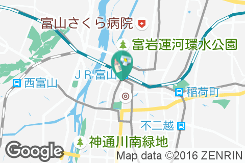 富山ステーションフロントCiCの授乳室・オムツ替え台情報