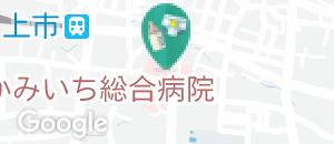 かみいち総合病院(2F)の授乳室・オムツ替え台情報