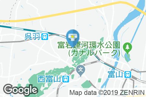 呉羽山公園緑化植物園のオムツ替え台情報