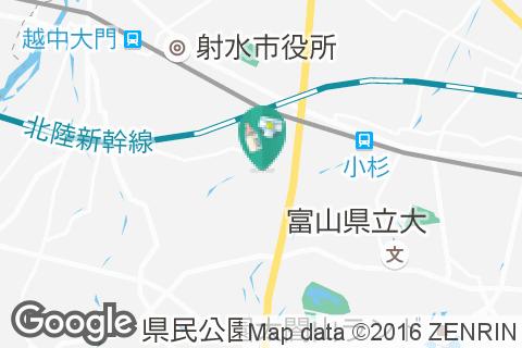 真生会富山病院の授乳室・オムツ替え台情報