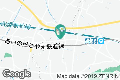 ベビー・子供用品バースデイ呉羽店(1F)