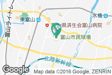 富山市民球場の授乳室・オムツ替え台情報