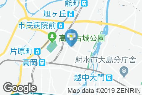 モスバーガー 高岡野村店(1F)のオムツ替え台情報