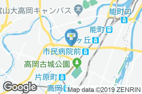 星乃珈琲店 高岡熊野店(1F)のオムツ替え台情報