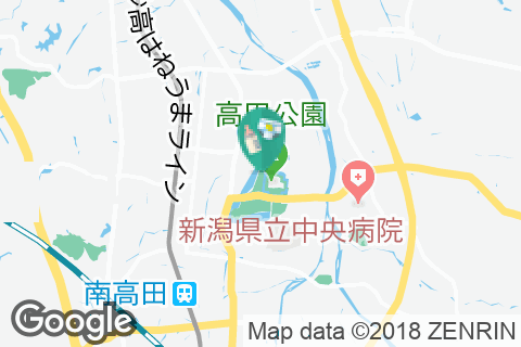 上越市立歴史博物館(1F)の授乳室・オムツ替え台情報