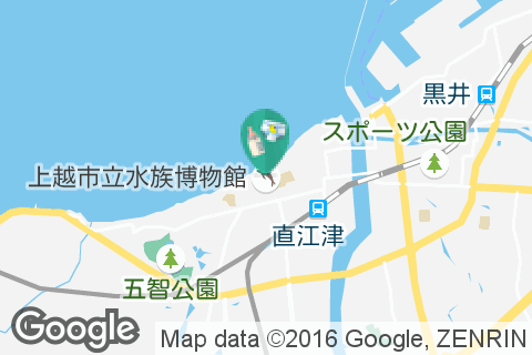 上越市立水族博物館(2階 休憩室)の授乳室・オムツ替え台情報