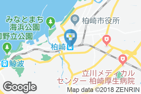柏崎駅(改札内)のオムツ替え台情報