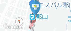 郡山駅(改札外)のオムツ替え台情報