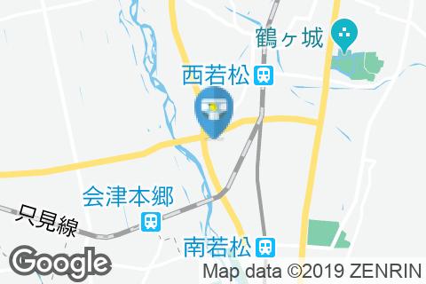 ダイユーエイト 西若松店(1F)のオムツ替え台情報
