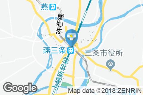 燕三条駅(改札外)のオムツ替え台情報
