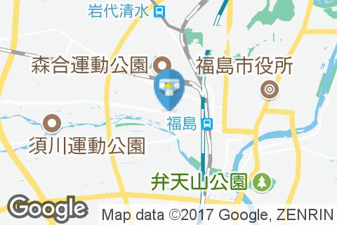 デニーズ 福島西口店のオムツ替え台情報