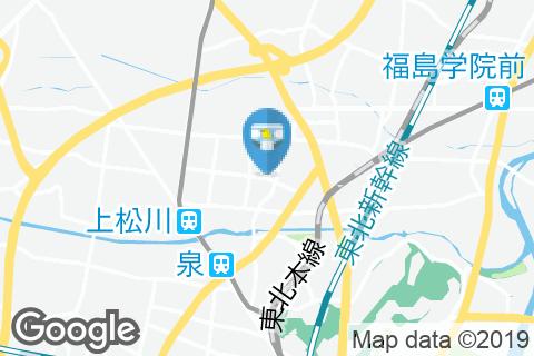 ガスト 福島北店(1F)のオムツ替え台情報