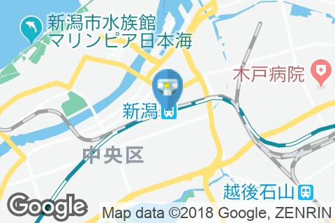 新潟駅(改札外)のオムツ替え台情報