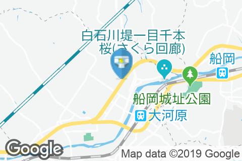 ゲオ 大河原店(1F)のオムツ替え台情報