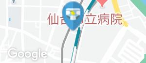 長町三好耳鼻咽喉科医院(2F)のオムツ替え台情報