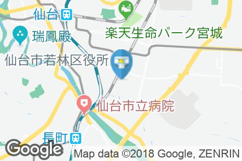 仙台市 若林区文化センター(1F)のオムツ替え台情報