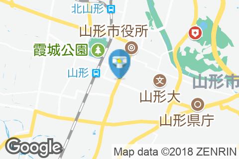 山形まるごと館 紅の蔵 Cafe&Diningクックレイ(1F)のオムツ替え台情報