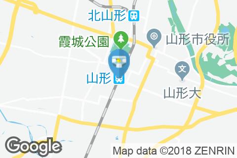 山形駅(改札内)のオムツ替え台情報