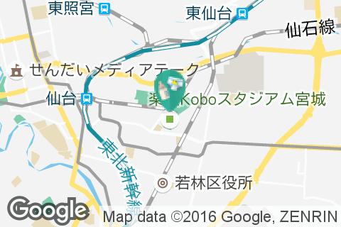 楽天Koboスタジアム宮城(3階コンコース)の授乳室・オムツ替え台情報