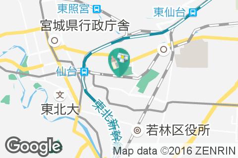 仙台サンプラザの授乳室・オムツ替え台情報