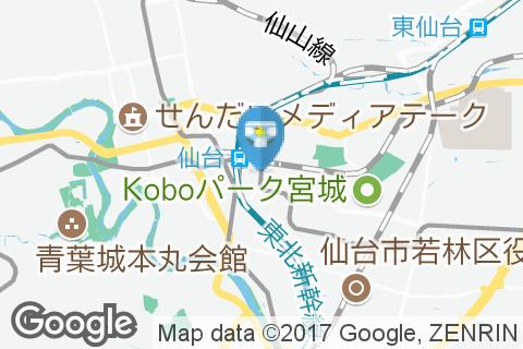 宮城野通駅(B1)のオムツ替え台情報