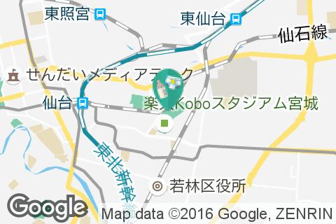 仙台市陸上競技場の授乳室・オムツ替え台情報