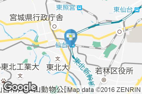エスパル仙台(1~3F 多機能トイレ)のオムツ替え台情報