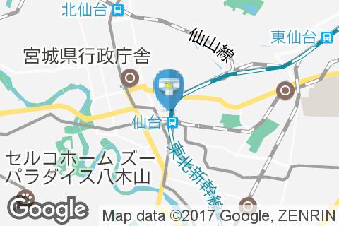 仙台パルコ(B1)のオムツ替え台情報