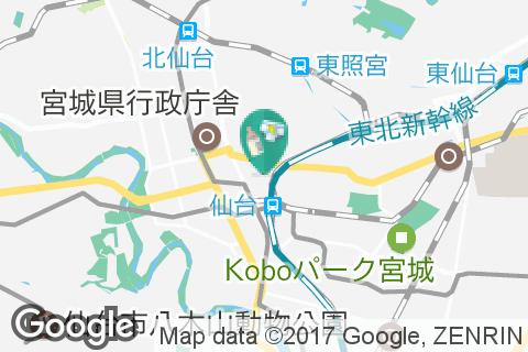 IDC大塚家具仙台ショールームの授乳室・オムツ替え台情報