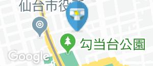 宮城県庁(1F 多目的トイレ内)のオムツ替え台情報