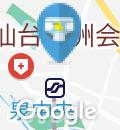 仙台市泉区役所(1F)のオムツ替え台情報