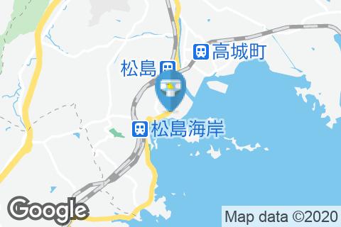 松島センチュリーホテル(1F)のオムツ替え台情報