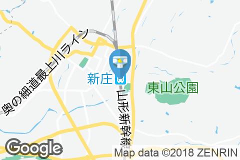 新庄駅(改札内)のオムツ替え台情報