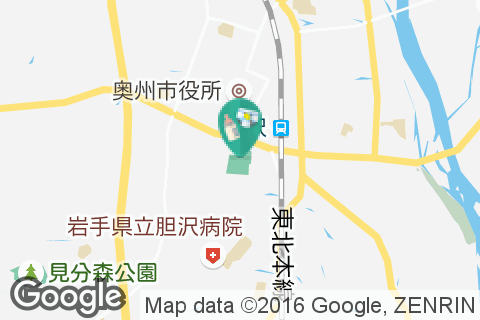 水沢公園の授乳室・オムツ替え台情報