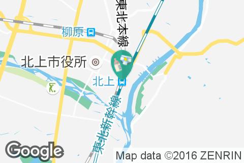 北上駅(1F)の授乳室・オムツ替え台情報