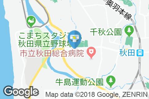 秋田県立図書館(2F)のオムツ替え台情報