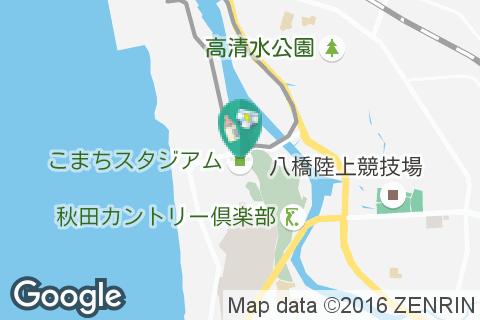 秋田県立野球場(こまちスタジアム)の授乳室・オムツ替え台情報