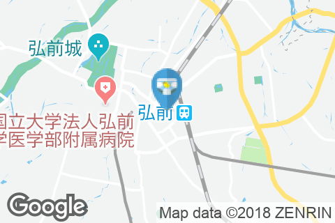 弘前バスターミナル営業所のオムツ替え台情報
