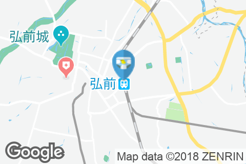 JR東日本 弘前駅(改札内)のオムツ替え台情報