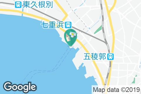 津軽海峡フェリー函館ターミナル(フェリー内)