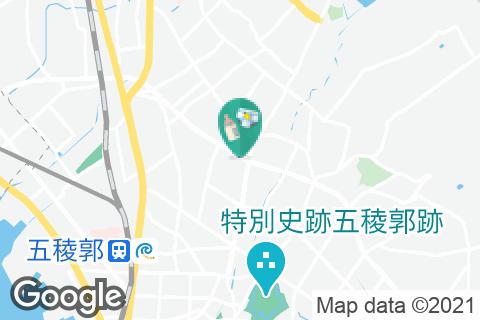 函館市亀田交流プラザ(2F)の授乳室・オムツ替え台情報