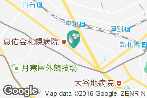 ラウンドワンスタジアム 札幌・白石本通店の授乳室・オムツ替え台情報
