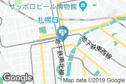 マクドナルド 札幌南二条店のオムツ替え台情報