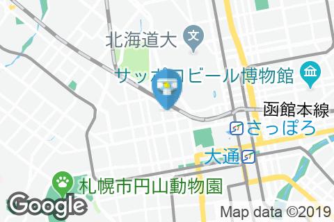 ガスト札幌桑園店(1F)のオムツ替え台情報